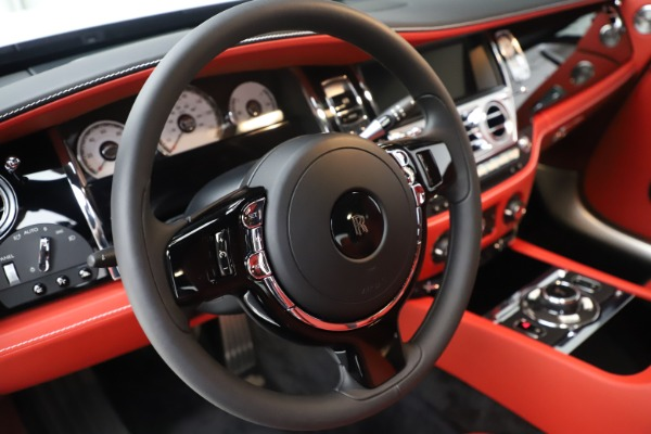 Used 2020 Rolls-Royce Wraith for sale $349,900 at Bugatti of Greenwich in Greenwich CT 06830 18