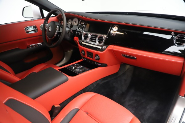 Used 2020 Rolls-Royce Wraith for sale $349,900 at Bugatti of Greenwich in Greenwich CT 06830 19