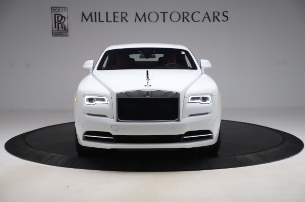 New 2020 Rolls-Royce Wraith for sale $392,325 at Bugatti of Greenwich in Greenwich CT 06830 2