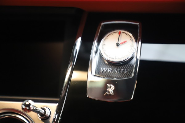 Used 2020 Rolls-Royce Wraith for sale $349,900 at Bugatti of Greenwich in Greenwich CT 06830 23