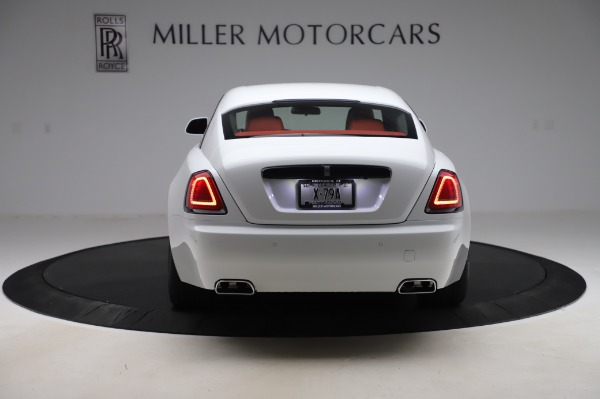 New 2020 Rolls-Royce Wraith for sale $392,325 at Bugatti of Greenwich in Greenwich CT 06830 5