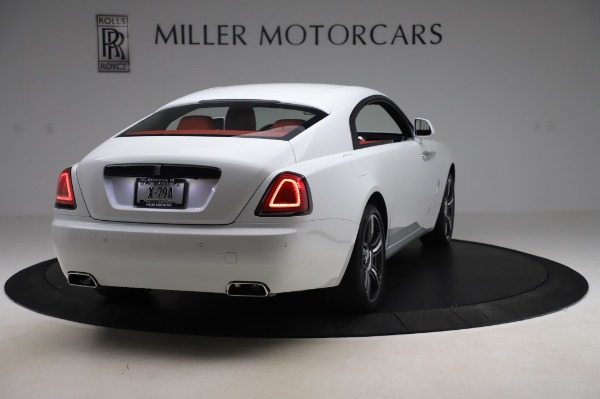 New 2020 Rolls-Royce Wraith for sale $392,325 at Bugatti of Greenwich in Greenwich CT 06830 6