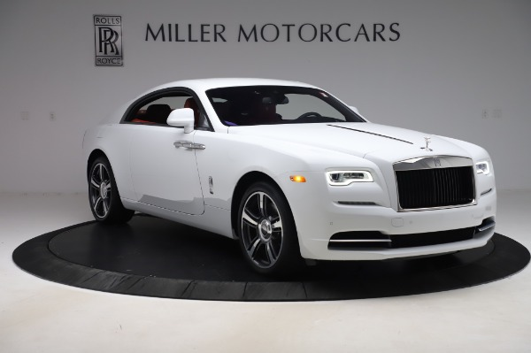 New 2020 Rolls-Royce Wraith for sale $392,325 at Bugatti of Greenwich in Greenwich CT 06830 8