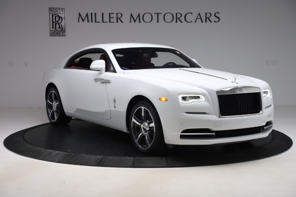 New 2020 Rolls-Royce Wraith for sale $392,325 at Bugatti of Greenwich in Greenwich CT 06830 9