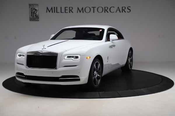Used 2020 Rolls-Royce Wraith for sale $349,900 at Bugatti of Greenwich in Greenwich CT 06830 1