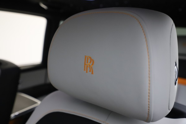 New 2020 Rolls-Royce Cullinan for sale Sold at Bugatti of Greenwich in Greenwich CT 06830 23