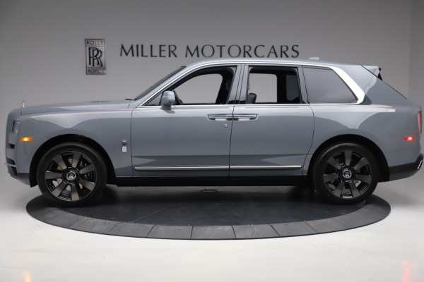 New 2020 Rolls-Royce Cullinan for sale Sold at Bugatti of Greenwich in Greenwich CT 06830 3