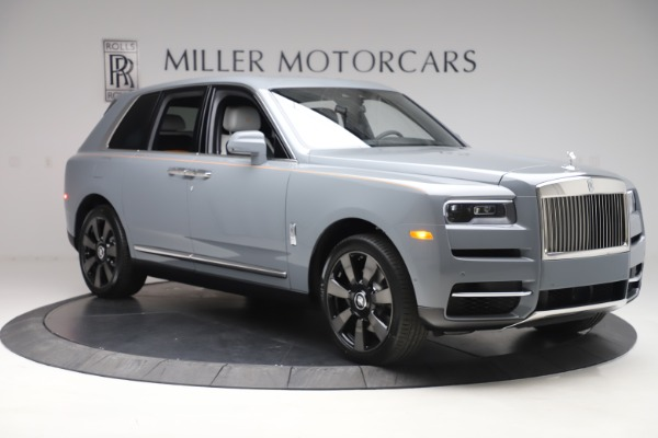 New 2020 Rolls-Royce Cullinan for sale Sold at Bugatti of Greenwich in Greenwich CT 06830 8