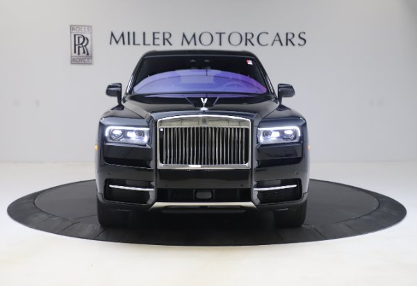 New 2020 Rolls-Royce Cullinan for sale Sold at Bugatti of Greenwich in Greenwich CT 06830 2