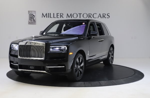 New 2020 Rolls-Royce Cullinan for sale Sold at Bugatti of Greenwich in Greenwich CT 06830 1