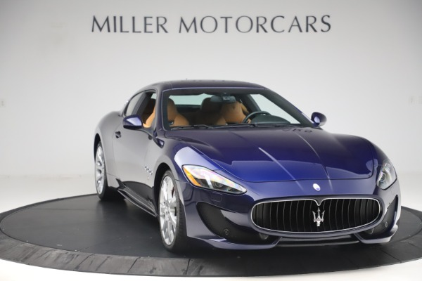 Used 2016 Maserati GranTurismo Sport for sale Sold at Bugatti of Greenwich in Greenwich CT 06830 11