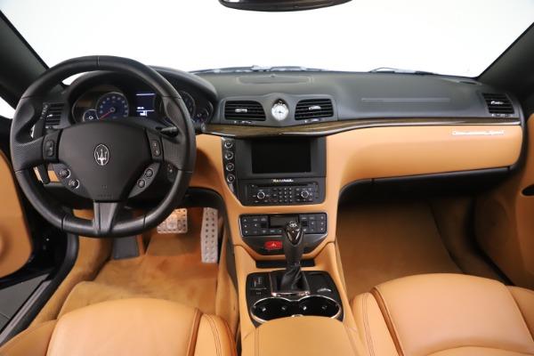 Used 2016 Maserati GranTurismo Sport for sale Sold at Bugatti of Greenwich in Greenwich CT 06830 16