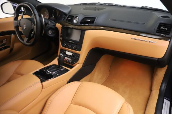 Used 2016 Maserati GranTurismo Sport for sale Sold at Bugatti of Greenwich in Greenwich CT 06830 19