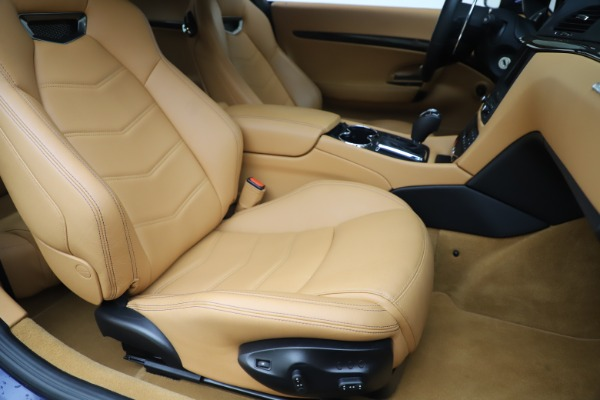 Used 2016 Maserati GranTurismo Sport for sale Sold at Bugatti of Greenwich in Greenwich CT 06830 21