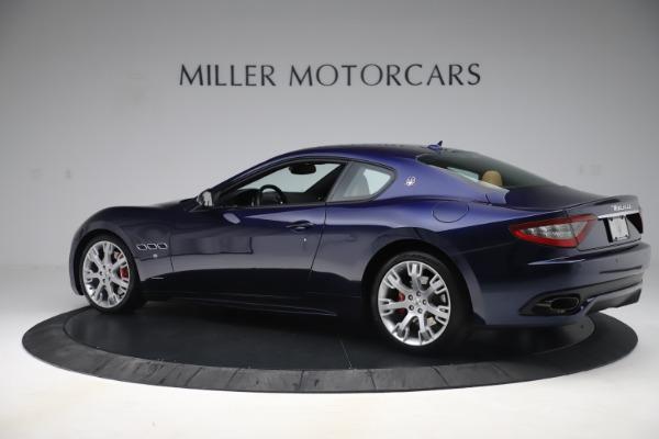 Used 2016 Maserati GranTurismo Sport for sale Sold at Bugatti of Greenwich in Greenwich CT 06830 4