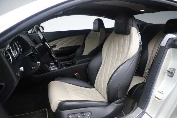 Used 2014 Bentley Continental GT V8 S for sale Sold at Bugatti of Greenwich in Greenwich CT 06830 19