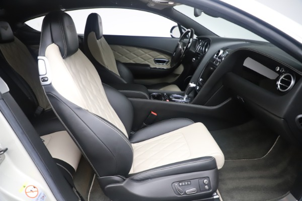 Used 2014 Bentley Continental GT V8 S for sale Sold at Bugatti of Greenwich in Greenwich CT 06830 24