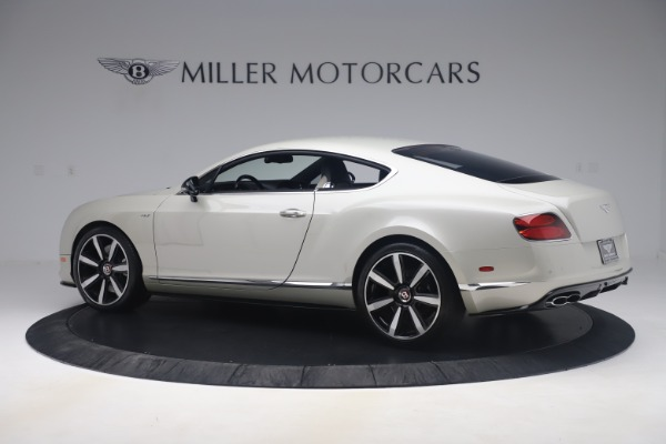 Used 2014 Bentley Continental GT V8 S for sale Sold at Bugatti of Greenwich in Greenwich CT 06830 4