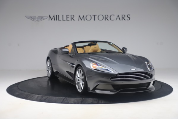Used 2016 Aston Martin Vanquish Volante for sale Sold at Bugatti of Greenwich in Greenwich CT 06830 10