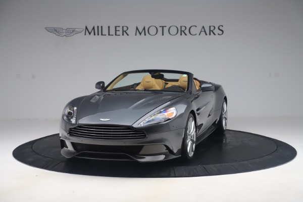 Used 2016 Aston Martin Vanquish Volante for sale Sold at Bugatti of Greenwich in Greenwich CT 06830 12