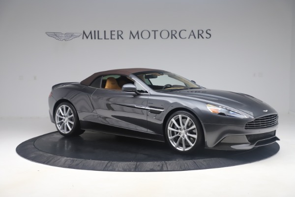 Used 2016 Aston Martin Vanquish Volante for sale Sold at Bugatti of Greenwich in Greenwich CT 06830 14