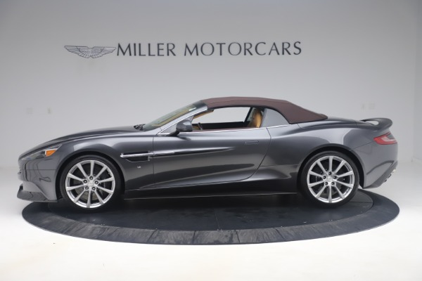 Used 2016 Aston Martin Vanquish Volante for sale Sold at Bugatti of Greenwich in Greenwich CT 06830 19