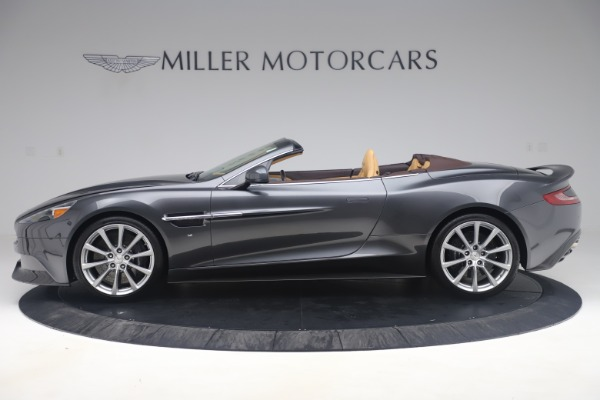 Used 2016 Aston Martin Vanquish Volante for sale Sold at Bugatti of Greenwich in Greenwich CT 06830 2
