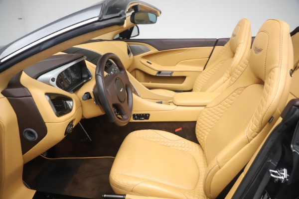 Used 2016 Aston Martin Vanquish Volante for sale Sold at Bugatti of Greenwich in Greenwich CT 06830 20