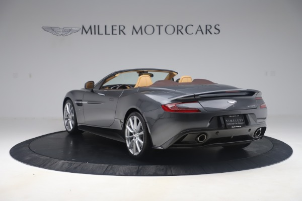 Used 2016 Aston Martin Vanquish Volante for sale Sold at Bugatti of Greenwich in Greenwich CT 06830 4