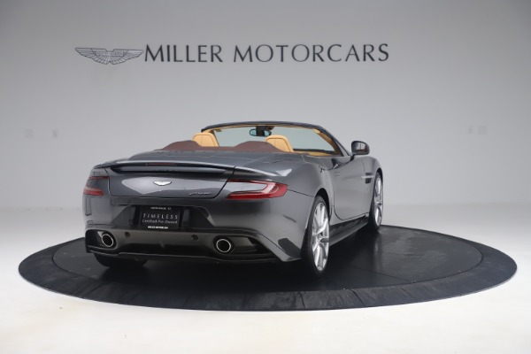 Used 2016 Aston Martin Vanquish Volante for sale Sold at Bugatti of Greenwich in Greenwich CT 06830 6