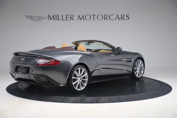 Used 2016 Aston Martin Vanquish Volante for sale Sold at Bugatti of Greenwich in Greenwich CT 06830 7