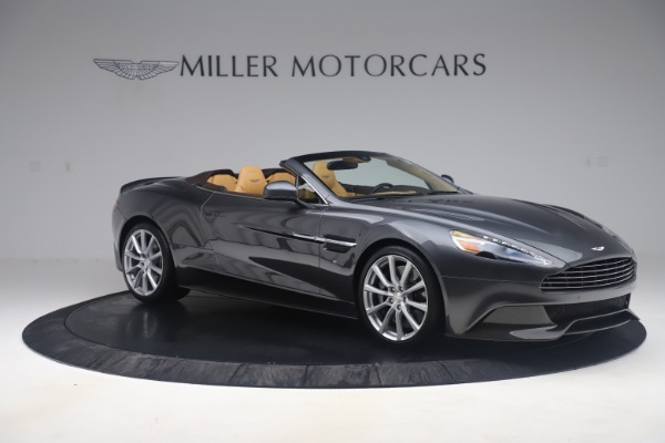 Used 2016 Aston Martin Vanquish Volante for sale Sold at Bugatti of Greenwich in Greenwich CT 06830 9