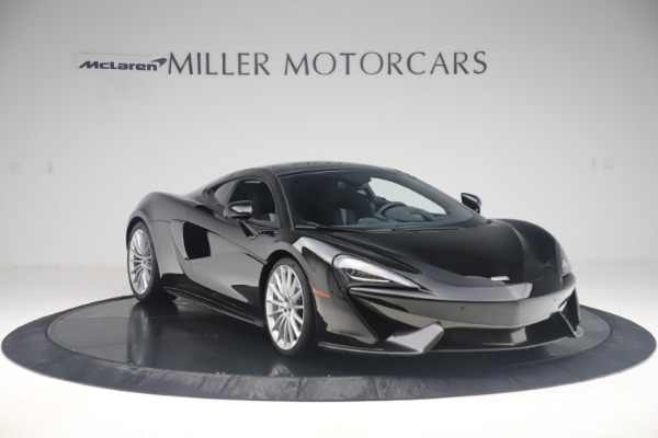 Used 2017 McLaren 570GT Coupe for sale $142,900 at Bugatti of Greenwich in Greenwich CT 06830 10