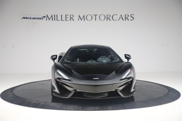 Used 2017 McLaren 570GT Coupe for sale $149,900 at Bugatti of Greenwich in Greenwich CT 06830 12