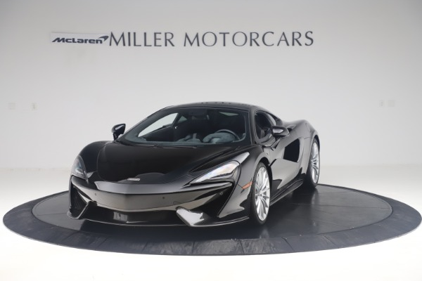 Used 2017 McLaren 570GT Coupe for sale $142,900 at Bugatti of Greenwich in Greenwich CT 06830 13