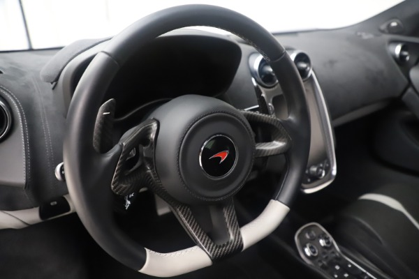 Used 2017 McLaren 570GT Coupe for sale $142,900 at Bugatti of Greenwich in Greenwich CT 06830 17