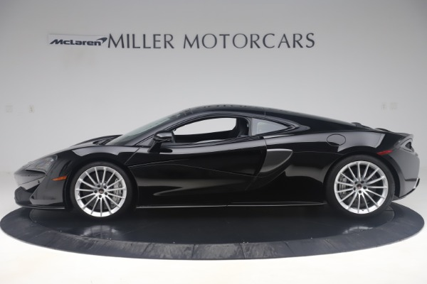 Used 2017 McLaren 570GT Coupe for sale $149,900 at Bugatti of Greenwich in Greenwich CT 06830 2