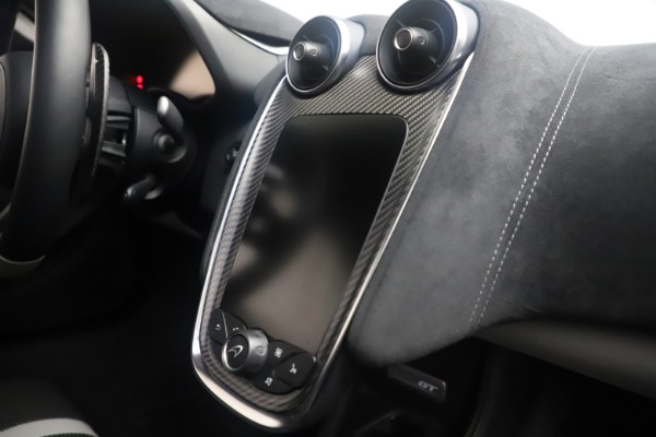 Used 2017 McLaren 570GT Coupe for sale $142,900 at Bugatti of Greenwich in Greenwich CT 06830 22