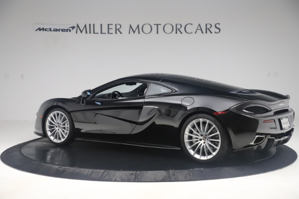 Used 2017 McLaren 570GT Coupe for sale $142,900 at Bugatti of Greenwich in Greenwich CT 06830 3