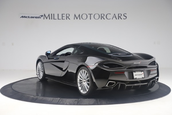 Used 2017 McLaren 570GT Coupe for sale $149,900 at Bugatti of Greenwich in Greenwich CT 06830 4