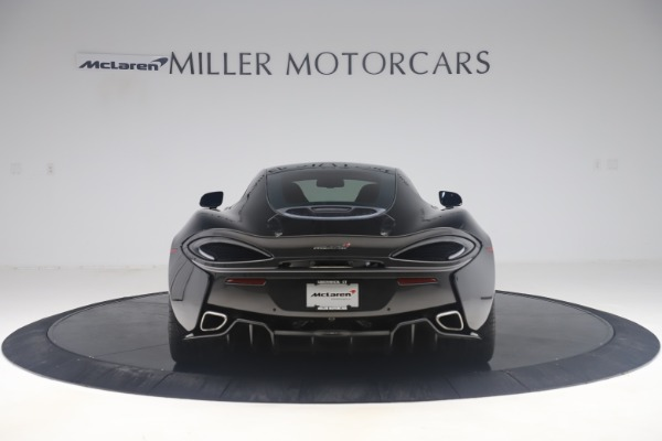 Used 2017 McLaren 570GT Coupe for sale $149,900 at Bugatti of Greenwich in Greenwich CT 06830 5