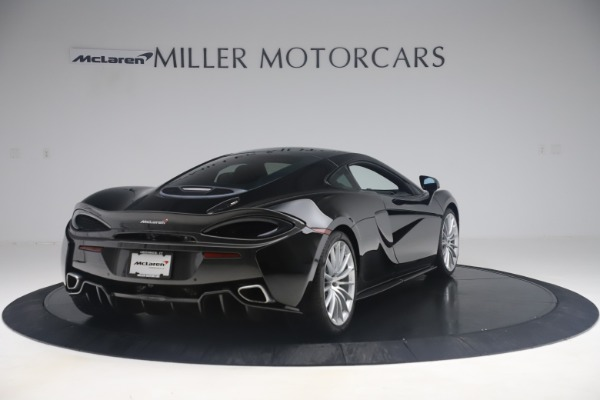 Used 2017 McLaren 570GT Coupe for sale $149,900 at Bugatti of Greenwich in Greenwich CT 06830 6