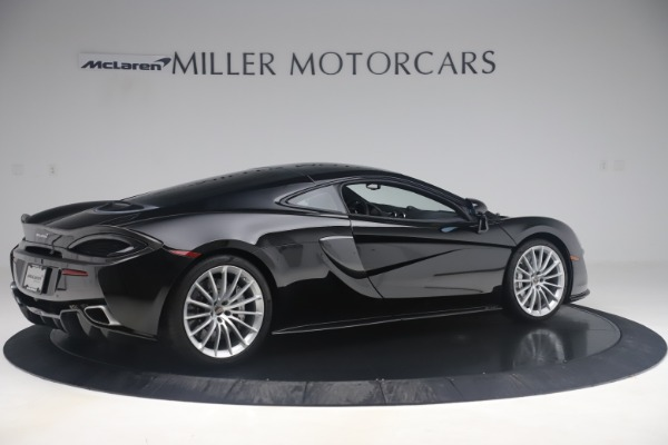 Used 2017 McLaren 570GT Coupe for sale $142,900 at Bugatti of Greenwich in Greenwich CT 06830 7