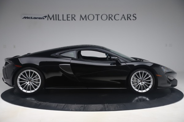 Used 2017 McLaren 570GT Coupe for sale $142,900 at Bugatti of Greenwich in Greenwich CT 06830 8