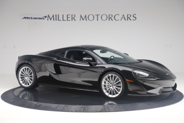 Used 2017 McLaren 570GT Coupe for sale $142,900 at Bugatti of Greenwich in Greenwich CT 06830 9