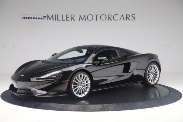 Used 2017 McLaren 570GT Coupe for sale $149,900 at Bugatti of Greenwich in Greenwich CT 06830 1