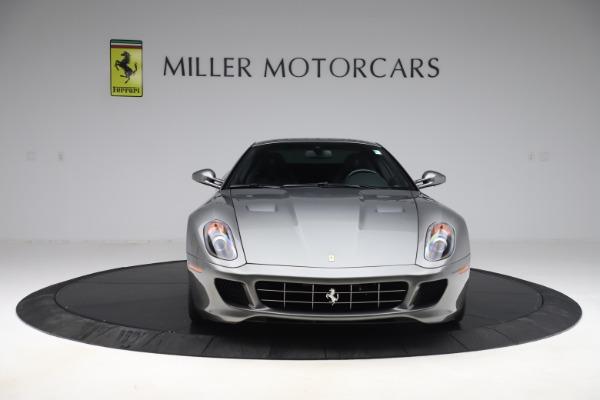 Used 2010 Ferrari 599 GTB Fiorano HGTE for sale Sold at Bugatti of Greenwich in Greenwich CT 06830 12