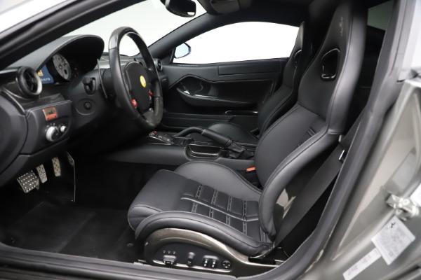 Used 2010 Ferrari 599 GTB Fiorano HGTE for sale Sold at Bugatti of Greenwich in Greenwich CT 06830 14