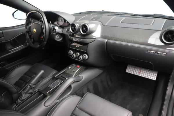 Used 2010 Ferrari 599 GTB Fiorano HGTE for sale Sold at Bugatti of Greenwich in Greenwich CT 06830 16