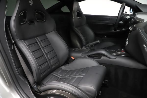 Used 2010 Ferrari 599 GTB Fiorano HGTE for sale Sold at Bugatti of Greenwich in Greenwich CT 06830 18